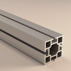 Profilo quadrato 4 vie 40x40 mm