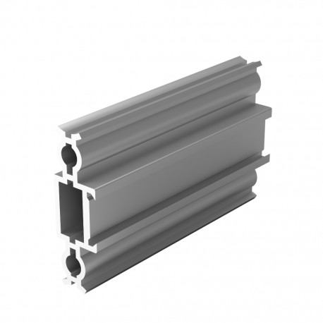 Connettore adattatore morsetto per profilo 80 mm