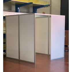 Box vaccinale 300x300 H. 200 cm